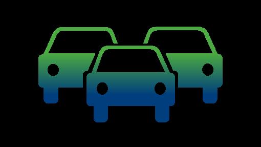 Groen Licht Veldwerk - Verkeersonderzoek - auto's verkeerstelling